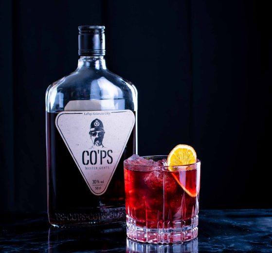 CO'PS im Coffee Negroni.