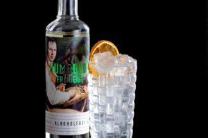Der alkoholfreie Humboldt Freigeist mit Tonic.