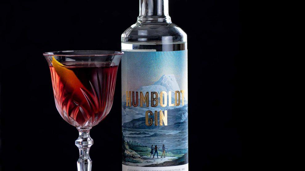 Humboldt Gin im Bijou Cocktail.