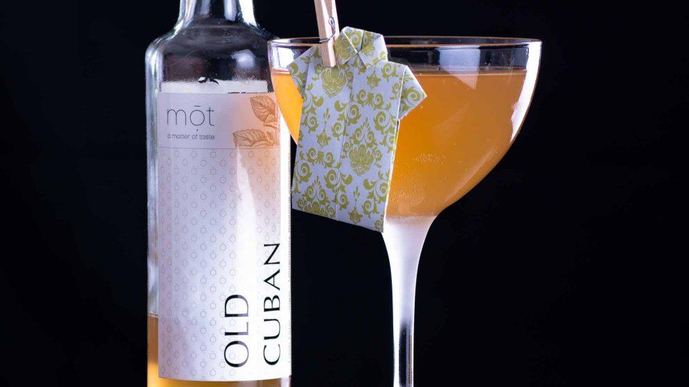 Der mōt Bottled Cocktails Old Cuban.