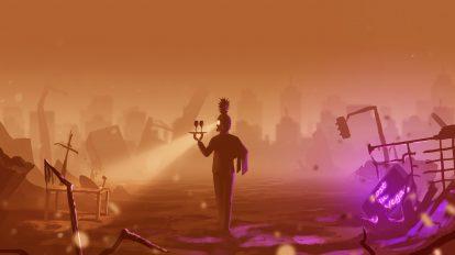 Wo wirst du sein, wenn unsere neuen Pinetender Overlords die Herrschaft übernehmen?
