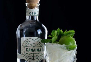 Canaïma Gin in einem Fruit Bat Cocktail.